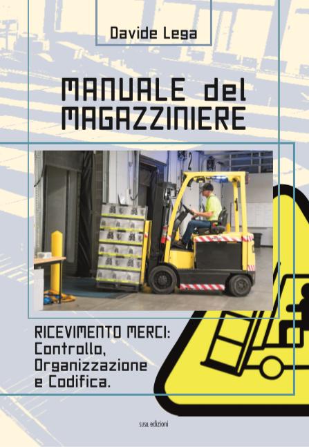copertina manuale del magazziniere
